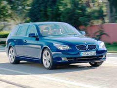 Nuevo BMW M5 Touring