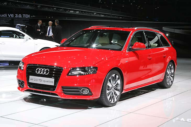 Salón del Automóvil de Ginebra 2008