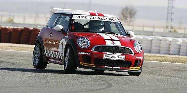 Mini Cooper JCW Challenge