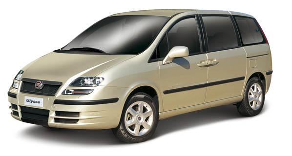 Fiat Ulysse 2.2 Multijet 170 CV