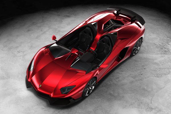Lamborghini Aventador J, rompiendo moldes