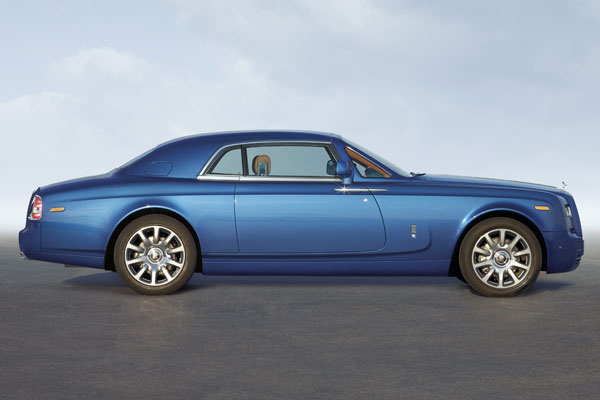 Rolls-Royce Phantom Series II (Ginebra 2012) Rolls-Royce Phantom Series II