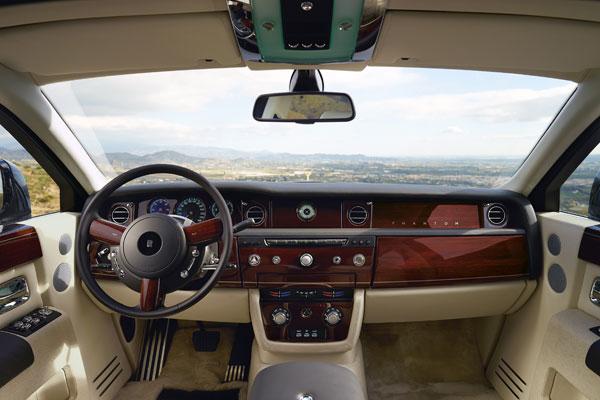 Rolls-Royce Phantom Series II (Ginebra 2012) Rolls-Royce Phantom Series II