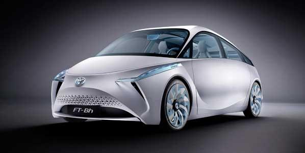 Toyota FT-Bh híbrido