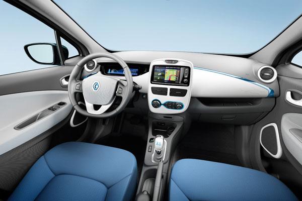 Renault Zoe (Ginebra 2012)
