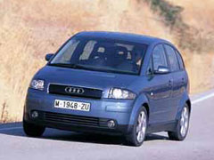 Audi A2 1.4 75CV