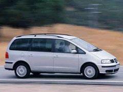 Seat Alhambra V6