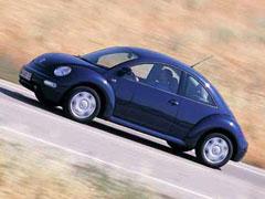 Volkswagen New Beetle 1.8i 20V Turbo
