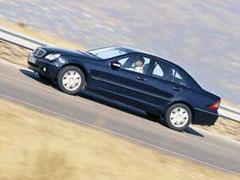 Mercedes C 200 Kompressor Classic aut.