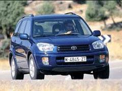 Toyota Rav4 2.0 Sol 5p