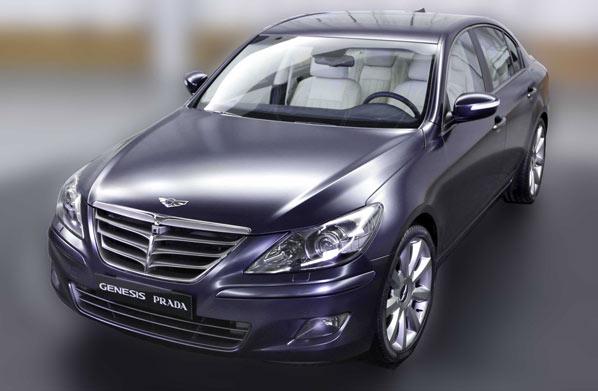 Hyundai Génesis Prada