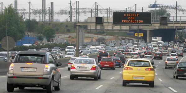10 fallecidos en accidentes de tráfico durante el fin de semana