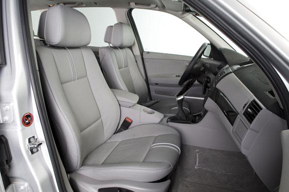 Audi Q5 vs Mercedes GLK, BMW X3 y Volvo XC60