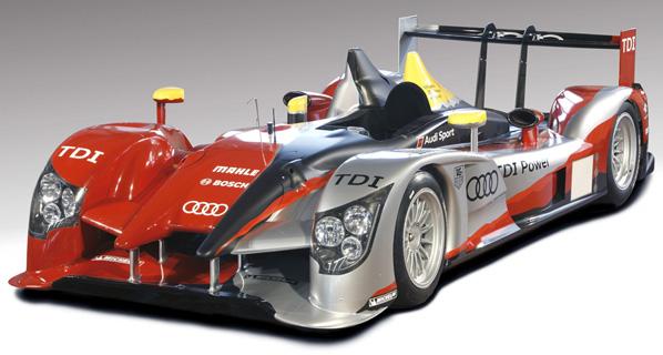 Desvelada la decoración del Audi R15 Plus