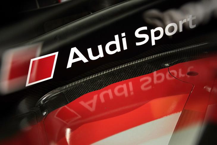 Audi R15 Plus.