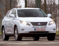 Lexus RX450 h