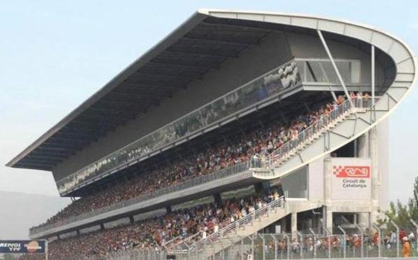 F1: De la Rosa nos da una vuelta a Montmeló