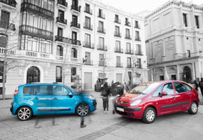 Citroën Xsara Picasso y Citroën C3 Picasso