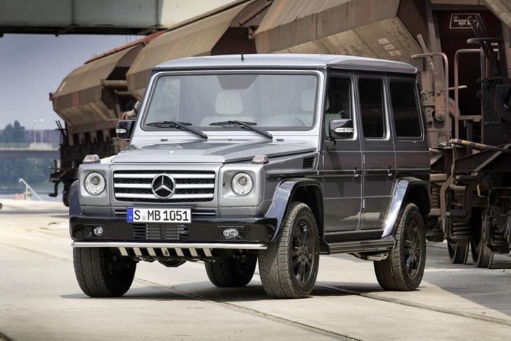 Mercedes Clase G.