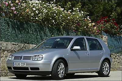 Volkswagen Golf 1.9 TDI /100 Soul 5p