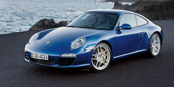 Nuevo Porsche 911 con menos consumo