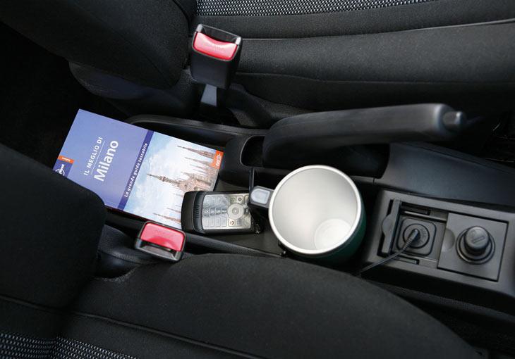 Conducimos el Mazda2 de tres puertas: detalles