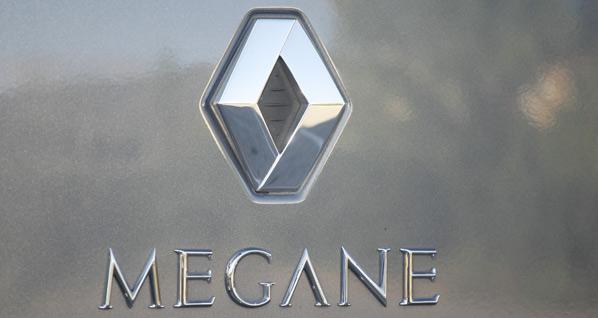 Renault Megane 2016, primeras fotos espía