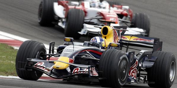 Turno para Vettel y Red Bull