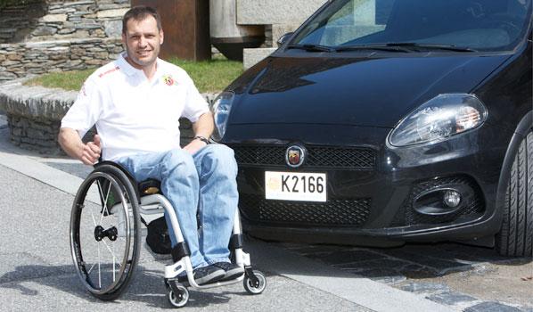 Discapacitados al volante