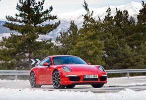 Porsche 911 Coupé Carrera S PDK