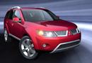 Mitsubishi: el futuro Outlander hecho concept