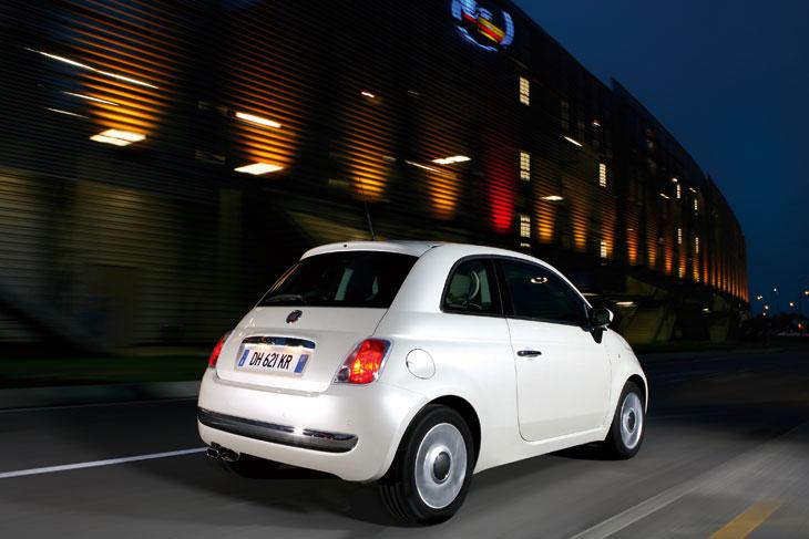 Fiat 500 4 de julio 2007