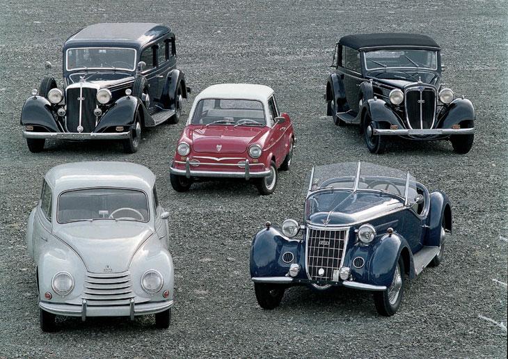 Audi cumple 100 años