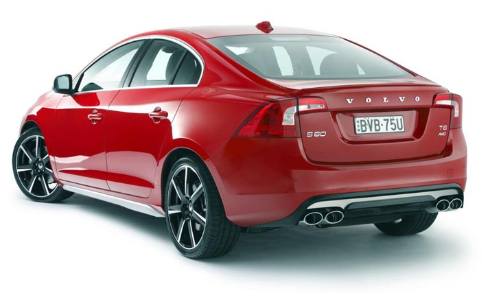 Volvo S60 Performance Project.