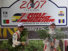 IRC: Basso y Fiat dominaron en Madeira