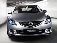 Mazda6, primera imagen