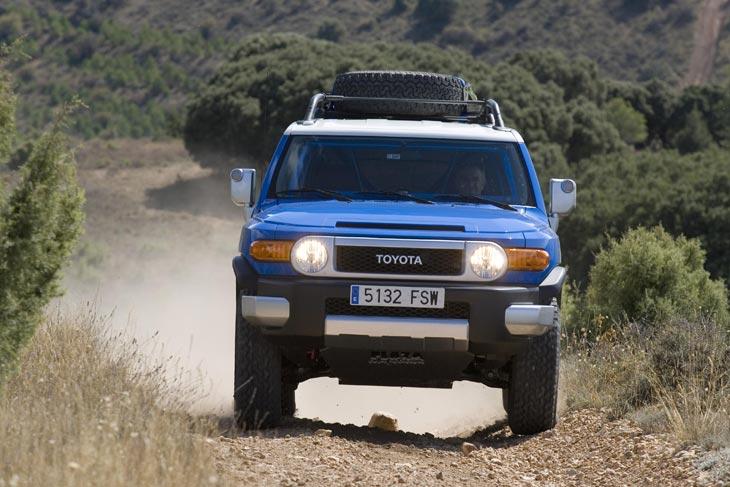 Toyota FJ Cruiser preparaciones
