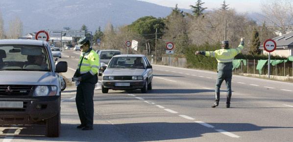 Tráfico: campaña contra los conductores drogados