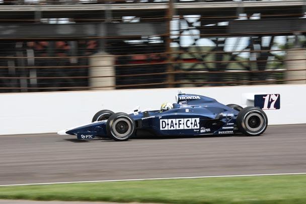Indy: Oriol Servià regresa a la pista