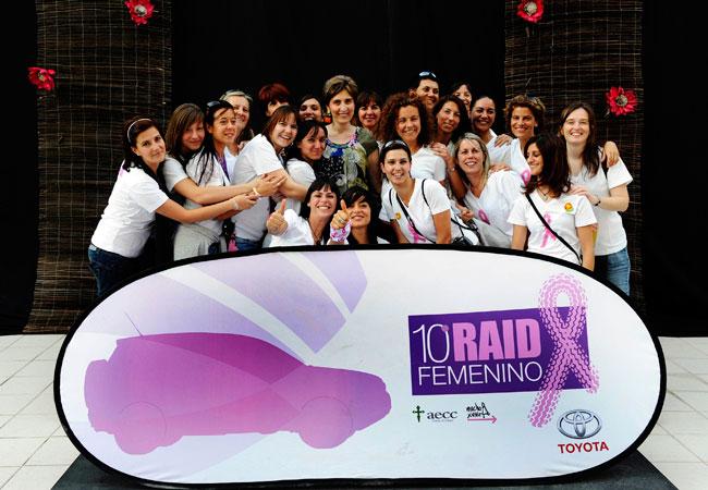 10º Raid Femenino Toyota