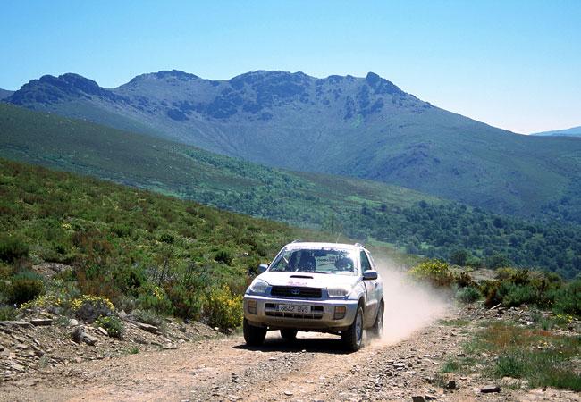 Raid Femenino Toyota, su historia