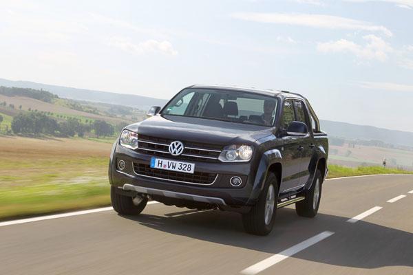 El Volkswagen Amarok, ahora más potente