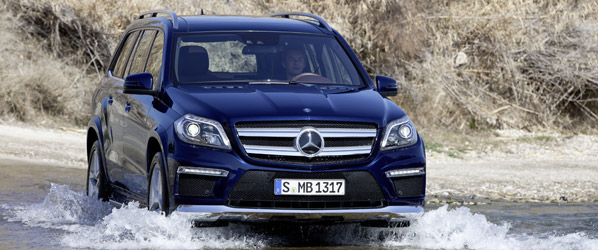 Nuevo Mercedes GL, desde 84.340 euros