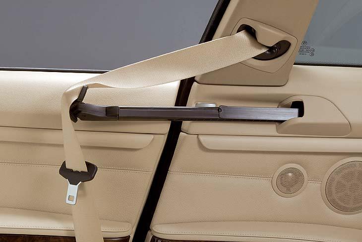 BMW Serie 3 Coupé detalles