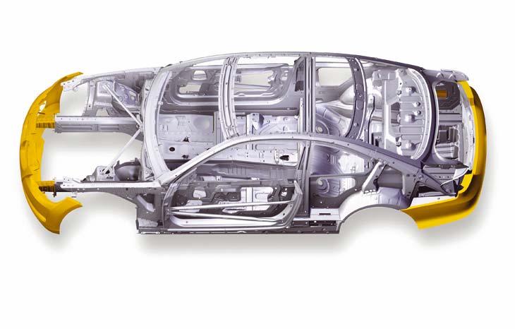 BMW Serie 3 Coupé Técnica