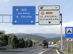 Aumentan los accidentes en autovías