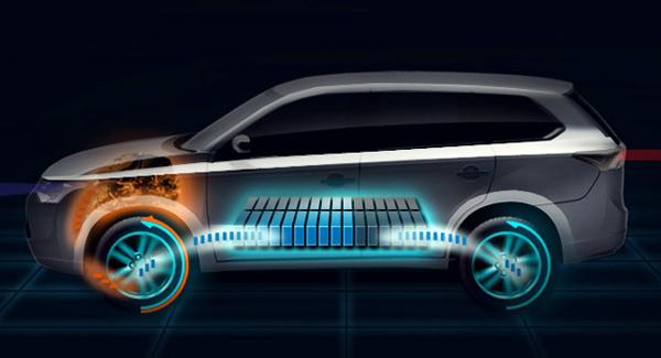 Mitsubishi Mirage y Outlander EV Plug in Hybrid