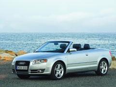 Audi completa la gama cabrio con un nuevo TDI de 2,7 litros y 180 CV