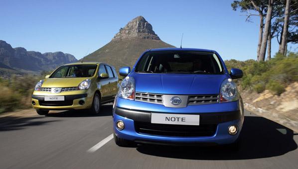Nissan Pure Drive, el distintivo ecológico