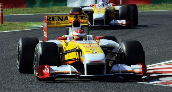 F1: La carrera de Alonso en Suzuka